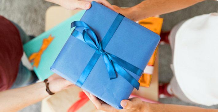 Сделай подарок