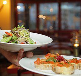 Їжа та ресторани