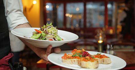 Еда и рестораны
