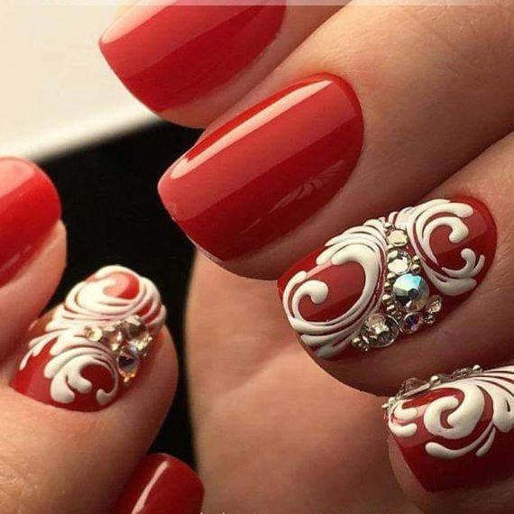 Гелеве нарощування нігтів_Житомир_навчальний центр краси Art Glamour_02