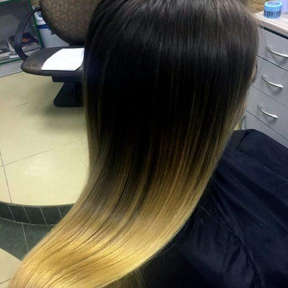 """Фарбування волосся. Салон краси """"Кураж"""" Житомир"""
