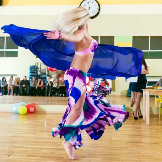 Восточные танцы в Житомире. Фитнес-центр Житомир