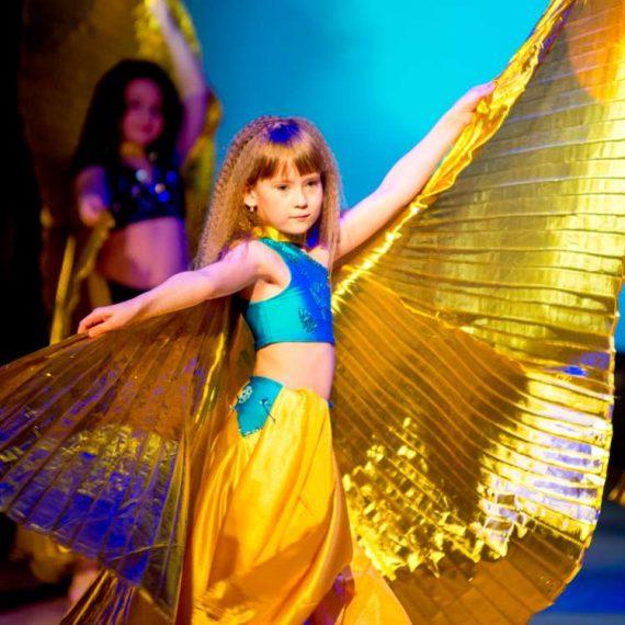 Танцы для детей Житомир.Трайбл. Спортивный клуб Yes sport