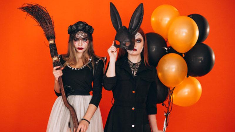 5 крутых идей для макияжа на Хэллоуин