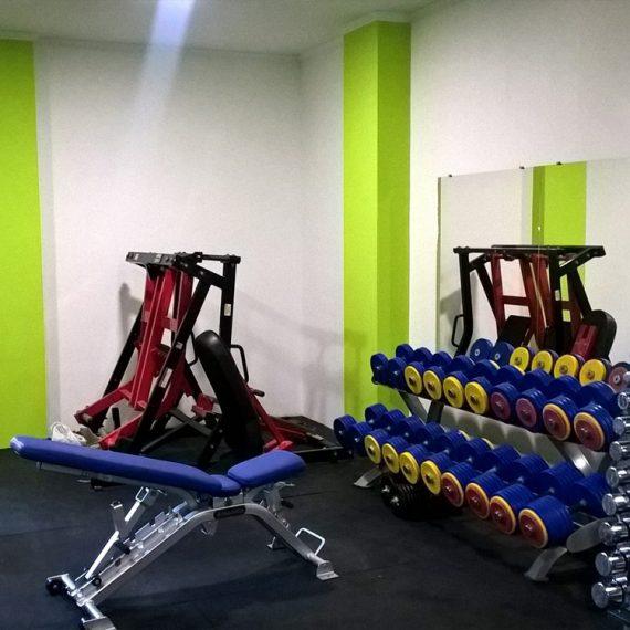 тренажерный зал Житомир